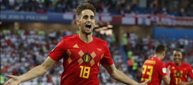 Bélgica derrota a Inglaterra con un golazo de Januzaj para ganar el grupo G