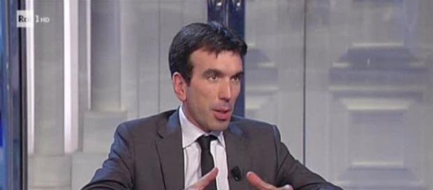 Maurizio Martina del Partito Democratico