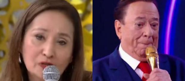 Raul Gil e Sonia Abrão se desentenderam após quadro famoso da TV.