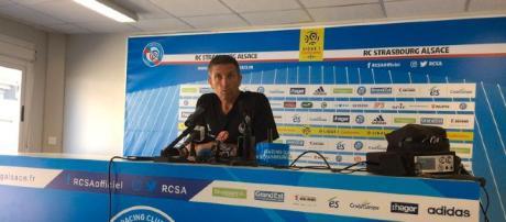 Racing Club de Strasbourg : l'heure de la reprise a sonné - francebleu.fr