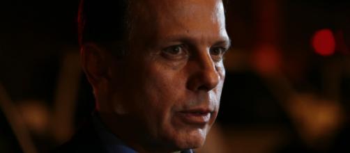 Dória é candidato ao governo de SP pelo PSDB