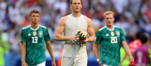 Mundial Rusia 2018: dolor y frustración, los rostros de los alemanes