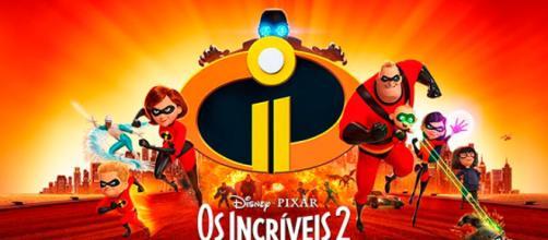 'Os Incríveis 2' estreia nesta quinta-feira, dia 28 de junho