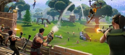 PUBG drops 'Fortnite Battle Royale' copyright lawsuit. [Image Credit: Fortnite via steamXO | Flickr]