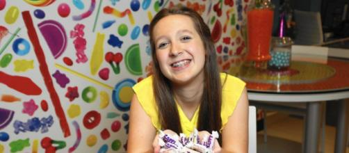 Tredicenne è diventata milionaria grazie ad un lecca-lecca salutare