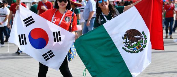 México pasó a octavos de final gracias a que Corea del Sur venció a Alemania