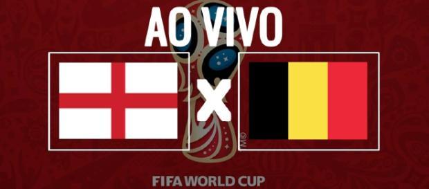 Copa do Mundo: Inglaterra x Bélgica AO VIVO