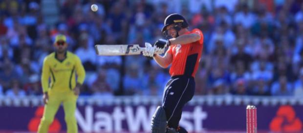 England hit Australia for six with Jos Buttler to the fore again ...(Image via England Cricket/Twitter)