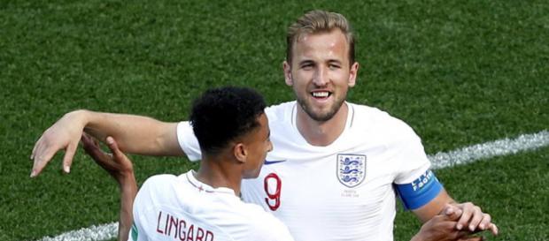 Harry Kane é a grande esperança de gols para a Inglaterra no duelo contra a Bélgica.