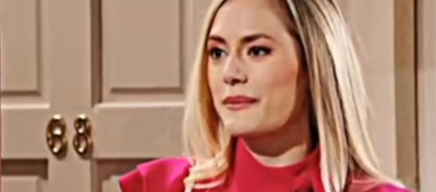 Hope may have a future with Liam on 'The Bold and the Beautiful.' - [Feltson Dramion / YouTube screencap]