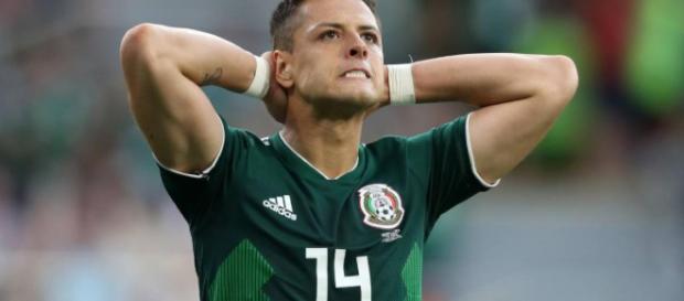Suecia golea 3 a 0 a la selección mexicana y se mete en los octavos de final del mundial