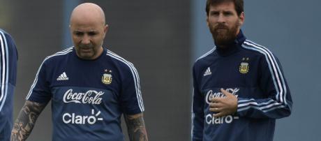 As faces do drama argentino na Copa da Rússia
