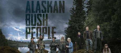 Gabe Brown is now back with Ami Brown and the rest of the family. - [AlaskanBushPeople / YouTube screencap]