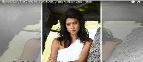 Grace Park has been cast as Katherine in ABC's new drama 'A Million Little Things' which premieres this fall. [Image source: Ln Tube/YouTube]