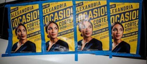 All about Alexandria Ocasio-Cortez, who beat Crowley in NY Dem ...(Image via businessinsider/Twitter)
