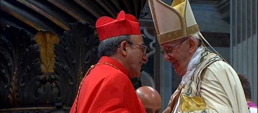 Cerimónia realizou-se na Basílica de São Pedro e foi presidida pelo Papa Francisco