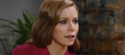 Chloe Lanier quit her role as Nelle on General Hospital. (Image credit Ryoko YouTube.)