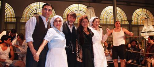 María Isabel Díaz Fernando y Tejero Mariola Fuentes en 'El Continental'