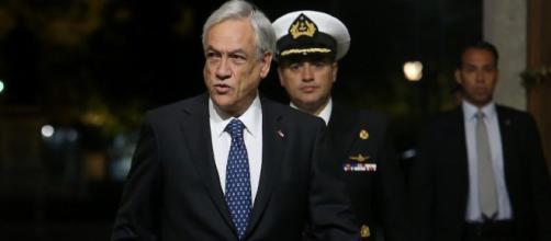 CHILE / Piñera crea una fuerza especial para combatir la violencia rural en el sur