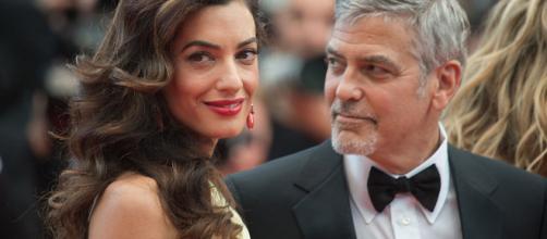 Amal Clooney habló de sus memorias como refugiada en el Festival Internacional de Arte
