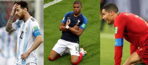Il talento esplosivo di Kylian Mbappé oscura le stelle cadenti di Messi e Cristiano Ronaldo