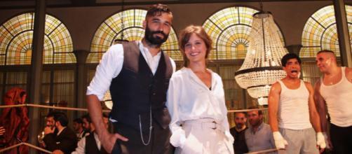 Nos colamos en el rodaje de 'El Continental', la nueva apuesta de RTVE
