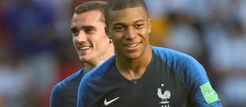Mondial 2018 : des Bleus épatants avant l'Uruguay - lanouvellerepublique.fr
