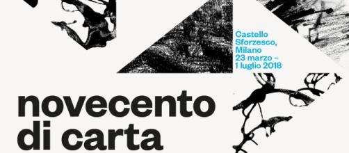 'Novecento di carta' l'apertura della mostra prorogata fino al 22 luglio.