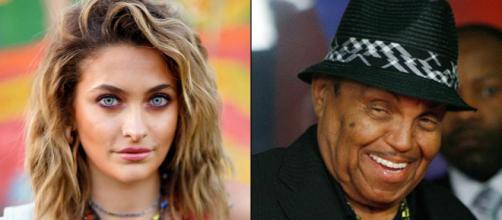 Paris Jackson agradeció a su abuelo por su legado en su lecho de muerte