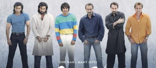 Sanju movie: Ranbir Kapoor is astonishing as Sanjay Dutt - (movietalkies/Twitter)