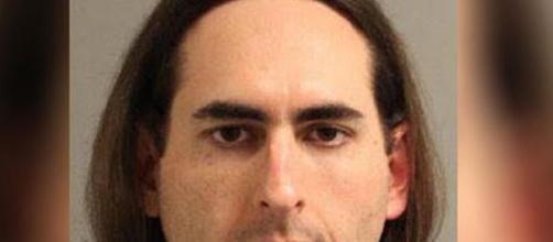 Shooting suspect, Jarrod Ramos, - image credit - Anne Arundel Police Department.