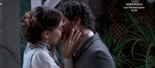 Una Vita anticipazioni: Leonor e Pablo fanno pace