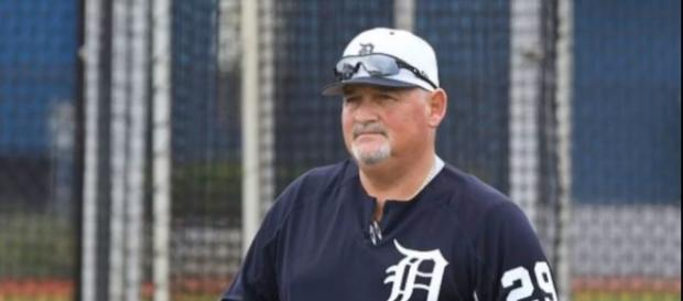 Chris Bosio was announced as the teams pitching coach last November. [image source: RandomTopicsWithHumor/YouTube]