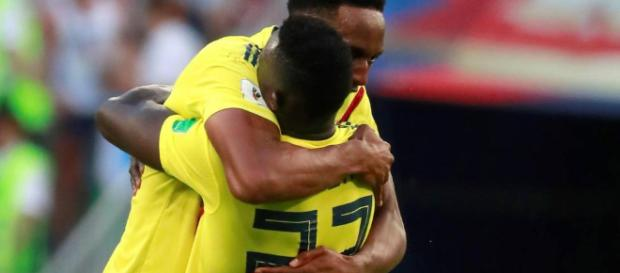 Colombia clasificó a 8vos de final