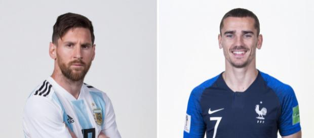França x Argentina: ao vivo pelas oitavas da Copa do Mundo