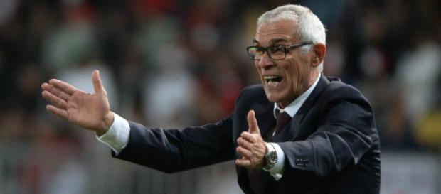 Héctor Cúper não é mais técnico da seleção do Egito