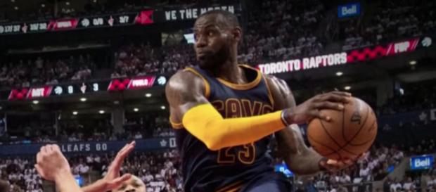 LeBron James has entered NBA free agency once again and will make a big decision that impacts the league. (Image via ABC/YouTube)