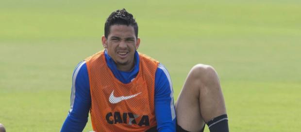 Luciano teve boa passagem no Corinthians