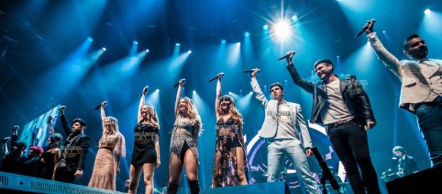 Participantes de OT 2017 se presentarán en el Bernabéu con el concierto 'Caminando Juntos'