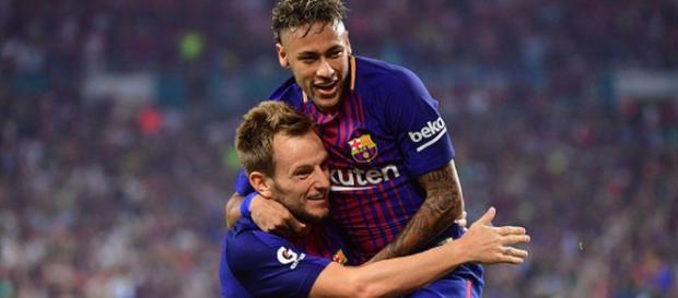 Ivan Rakitic: 'Neymar es uno de mis jugadores favoritos, siempre lo quiero en mi equipo'