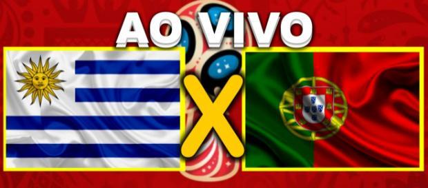 Uruguai e Portugal jogam hoje às 15 horas