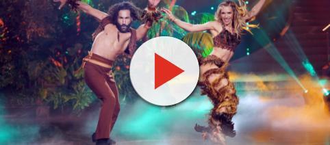 Let's dance: Völlig überraschend sind Julia Dietze und Massimo Sinato nicht im Finale - Foto: MG RTL D / Stefan Gregorowius
