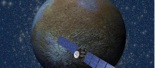 Extiende NASA misión de nave Dawn en planeta enano Ceres