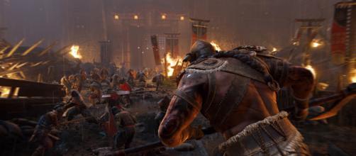 For Honor están haciendo agua los ojos de sus fans para el E3.