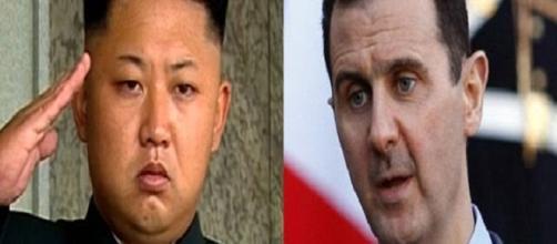 Presidente de Corea del Norte se reúne con presidente de Siria