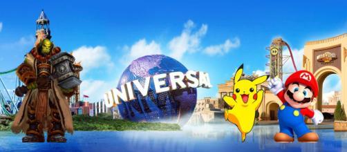 Sin mencionar que Universal Studios planea un parque temático ... - pinterest.es