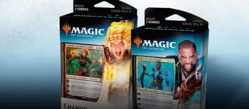 Sorteo Magic The Gathering Mazos expansión Dominaria - akihabarablues.com