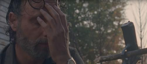 Who should lead 'The Walking Dead' if Andrew Lincoln leaves. - [AMC / YouTube screencap]
