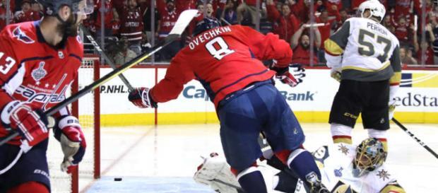 Alex Ovechkin pinta para llevarse por fin su primera Stanley Cup este año. - NHL.com.