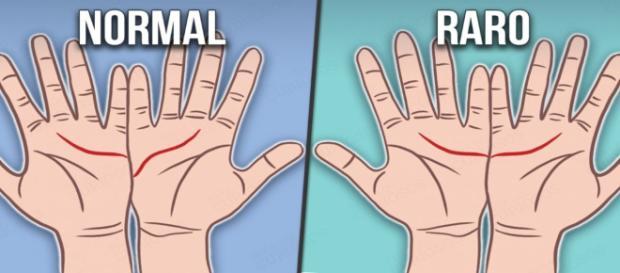 As linhas das mãos podem revelar mais sobre a personalidade das pessoas